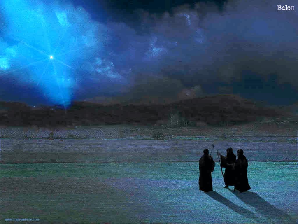 Reyes Magos tras la estrella