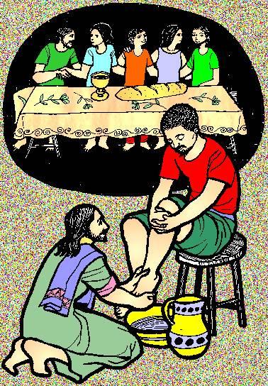 Amor del Jueves Santo 1