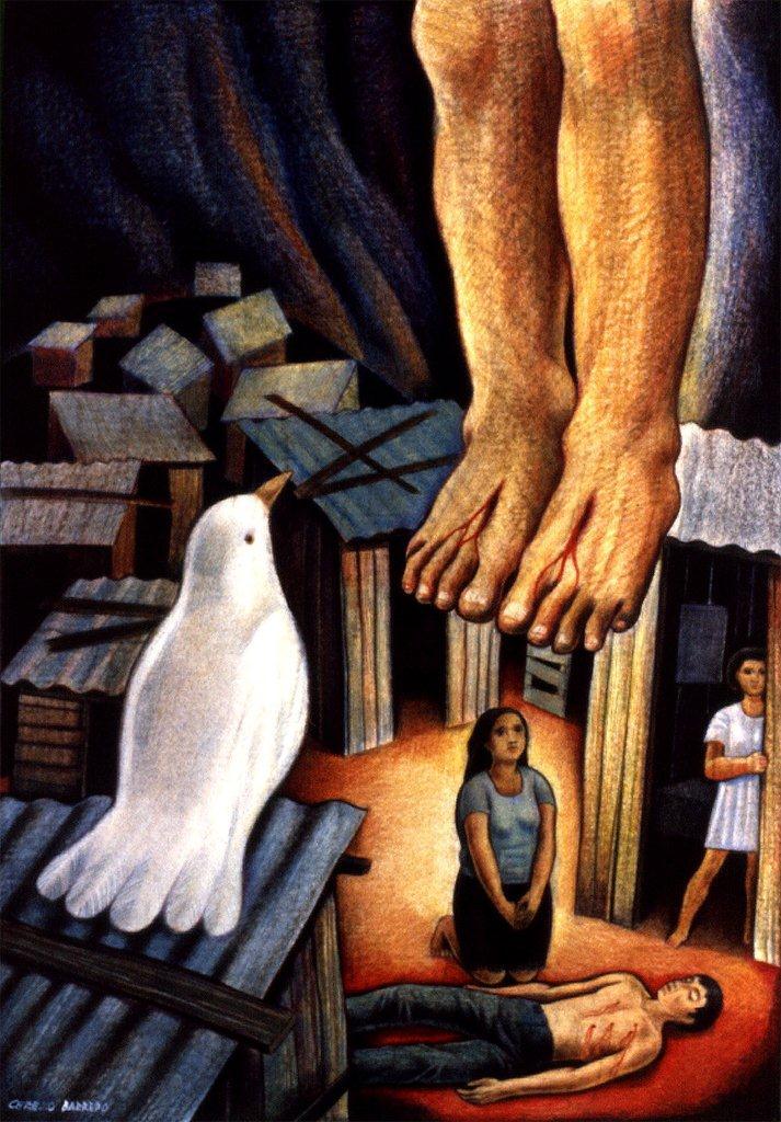El Resucitado es el Crucificado Jon Sobrino. Maximino Cerezo 2